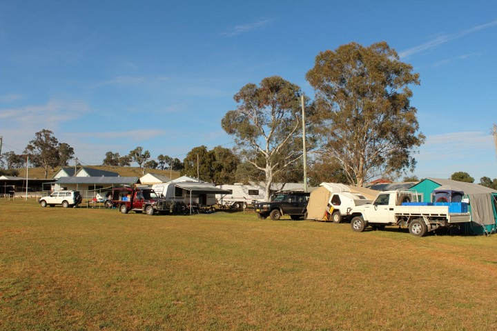 Gulgong Australia  city pictures gallery : australian campertrailers national meet