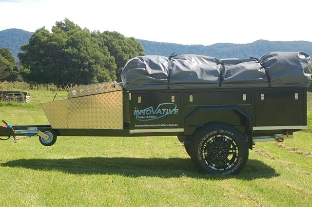 Popular Custom Camping Trailer Couple Turns Moldy Pop Up Camper Into Beautiful