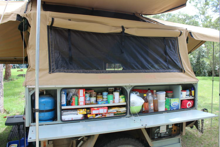 Brilliant Alf Img  Showing Gt Campground Camper Set Up Ideas