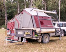 Simple OFFROAD CAMPER TRAILER  TRAILER PLANS  Build Your Own Trailer  Www