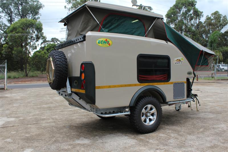 Beautiful 1986 Viscount Camper Van Trailer FOR SALE From New South Wales