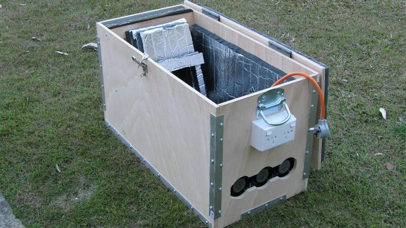 Generator Soundproof Box