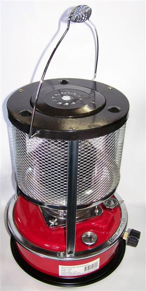 of portable heaters in confined spaces