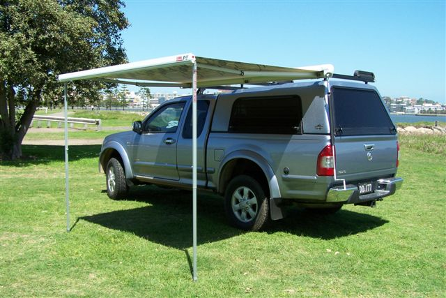 a look at vehicle awnings