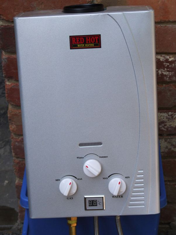 Stunning Indoor Portable Hot Water Heater Contemporary - Amazing ...