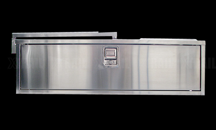 Xtrail Stainless Steel Camper Trailer Tailgate Kitchen